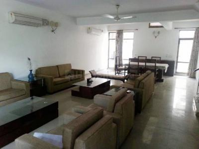 Gallery Cover Image of 2800 Sq.ft 4 BHK Apartment for rent in Sector 45 for 38000