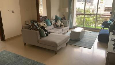 Gallery Cover Image of 1550 Sq.ft 2 BHK Apartment for rent in Bandra West for 125000