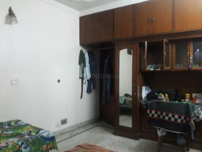 Bedroom Image of Krishna PG in Sarita Vihar