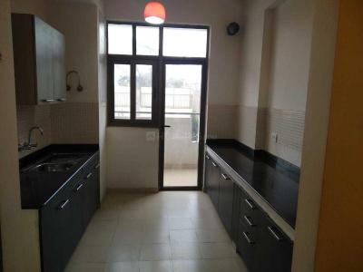 Kitchen Image of 1550 Sq.ft 3 BHK Apartment for buy in Corona Gracieux, Sector 76 for 8000000