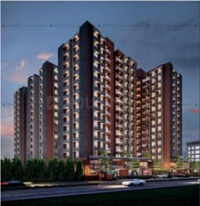 Gallery Cover Image of 1305 Sq.ft 2 BHK Apartment for buy in SKJ Siddharth Luxuria, Chandkheda for 4500000