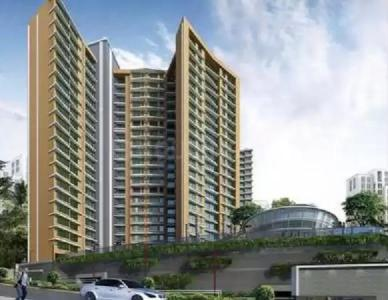 Gallery Cover Image of 1115 Sq.ft 2 BHK Apartment for buy in Malad East for 13200000