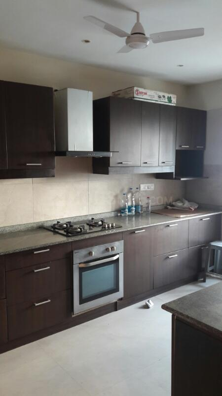 Kitchen Image of 3500 Sq.ft 4 BHK Apartment for rent in Alipore for 120000