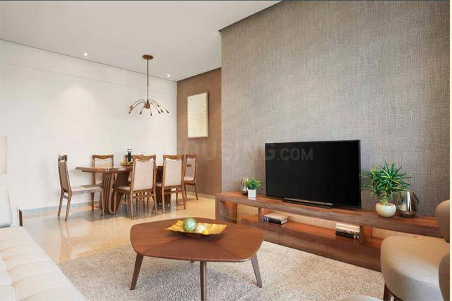 Living Room Image of 1385 Sq.ft 3 BHK Apartment for rent in Jogeshwari West for 79000