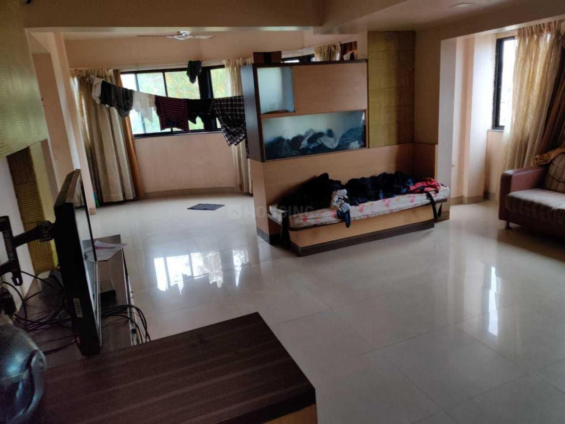 Living Room Image of 950 Sq.ft 2 BHK Apartment for rent in Kothrud for 28000