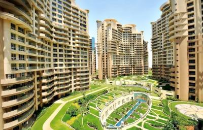 Gallery Cover Image of 1500 Sq.ft 3 BHK Apartment for rent in Nahar Yarrow Yucca Vinca, Powai for 60000