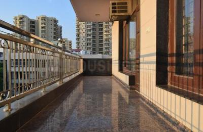 Balcony Image of Urmila House Sf in Sector 52