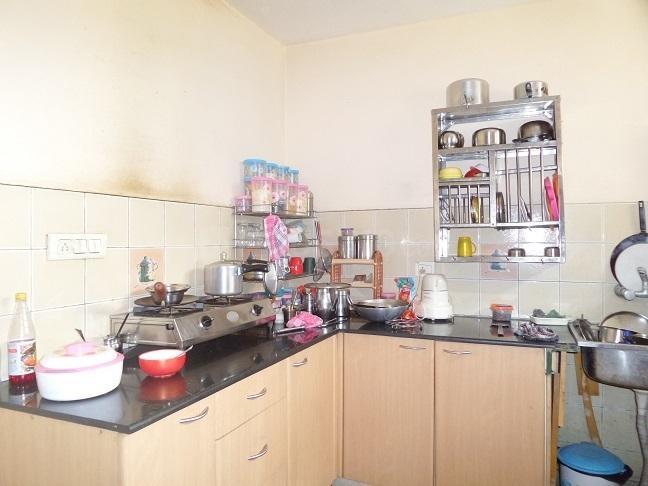 Kitchen Image of PG 3806853 Badarpur in Badarpur