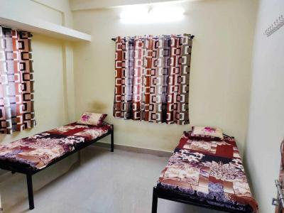 Bedroom Image of Santkrupa Girls PG in Kharadi