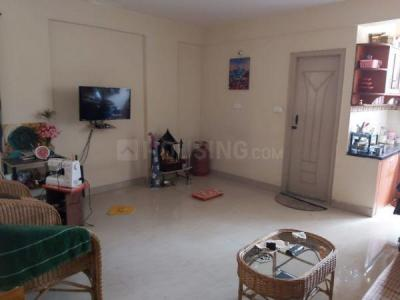 Gallery Cover Image of 600 Sq.ft 1 BHK Apartment for rent in Metro Eleganzaa, Mahadevapura for 16000