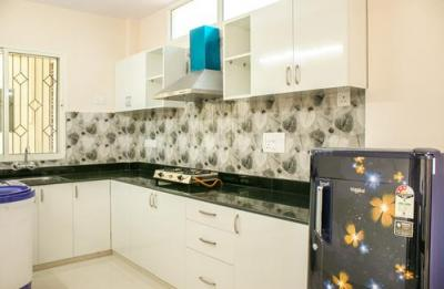 Kitchen Image of Haven Nest in Indira Nagar