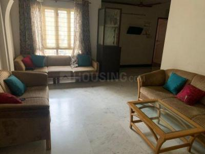 Gallery Cover Image of 1847 Sq.ft 3 BHK Apartment for rent in Nebula Tower, Bodakdev for 35000