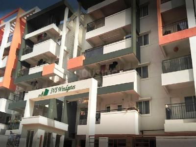 Gallery Cover Image of 1095 Sq.ft 2 BHK Apartment for rent in SVS Windgates, Hennur for 18000