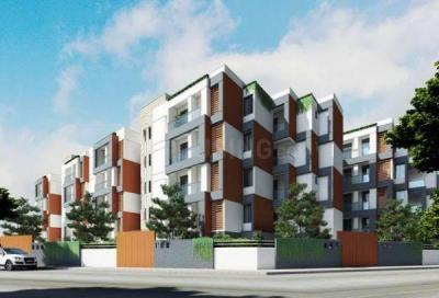 Gallery Cover Image of 1012 Sq.ft 2 BHK Apartment for buy in Pallikaranai for 5869600