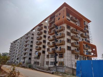 Gallery Cover Image of 1300 Sq.ft 2 BHK Apartment for buy in Thanisandra for 6900000