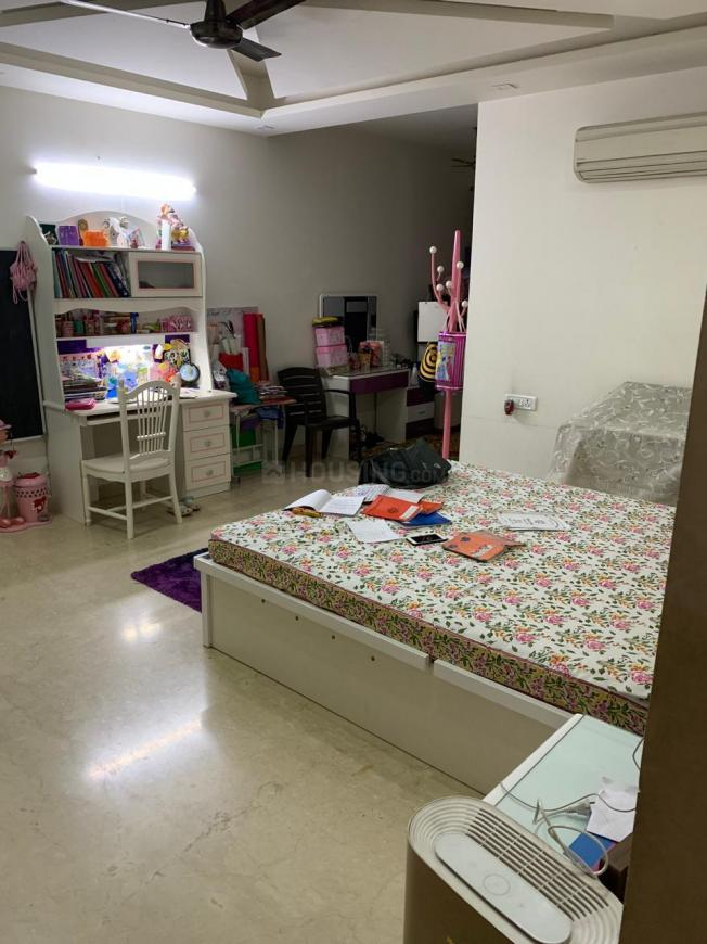 Bedroom Image of 2925 Sq.ft 4 BHK Independent Floor for rent in Janakpuri for 47000
