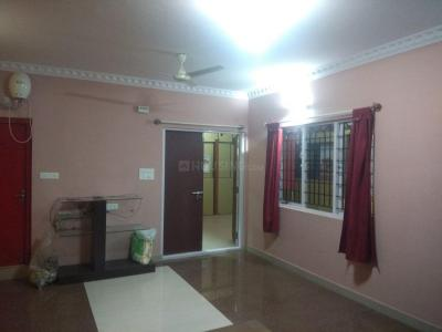 Gallery Cover Image of 800 Sq.ft 1 BHK Independent Floor for rent in Hebbal for 12000