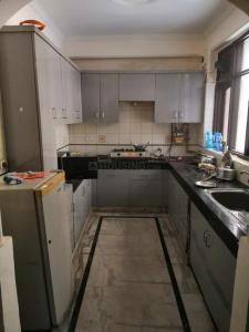 Kitchen Image of Fully Furnished PG in Sector 14 Dwarka