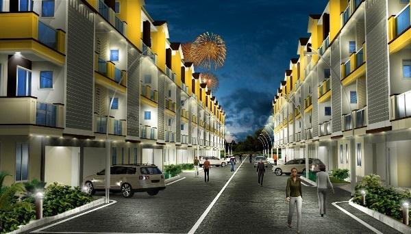 Building Image of 1450 Sq.ft 4 BHK Independent Floor for buy in Sector 1 for 2799999