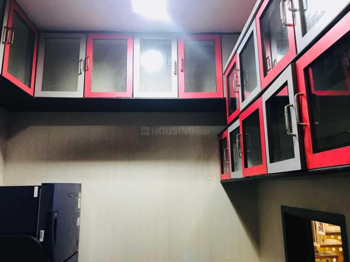 Kitchen Image of Vijay Kapoor Hospitality PG in Kandivali West