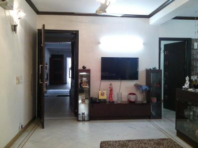 Gallery Cover Image of 1850 Sq.ft 3 BHK Apartment for rent in Sector 11 Dwarka for 24000