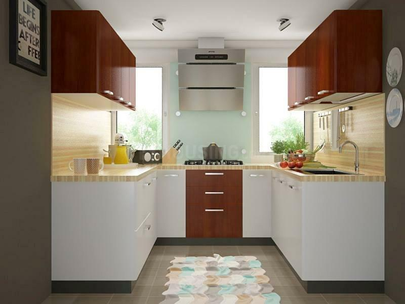 Kitchen Image of 2040 Sq.ft 3 BHK Apartment for buy in Sector 150 for 10710000