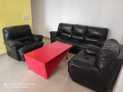 Gallery Cover Image of 1365 Sq.ft 3 BHK Apartment for rent in Mahagun My Woods, Noida Extension for 13500