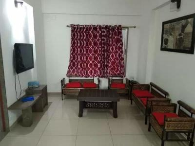 Gallery Cover Image of 725 Sq.ft 1 BHK Apartment for rent in Bopal for 17001