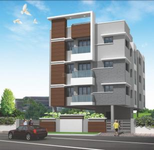 Gallery Cover Image of 1161 Sq.ft 2 BHK Apartment for buy in Thiruvanmiyur for 15000000