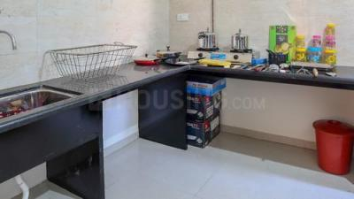 Kitchen Image of 802-a, Mangrova Manor in Wakad