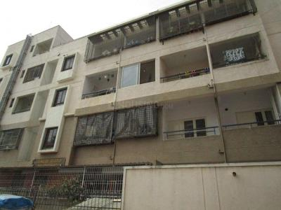 Gallery Cover Image of 1300 Sq.ft 2 BHK Apartment for buy in Strawberry Apartment, Indira Nagar for 9900000
