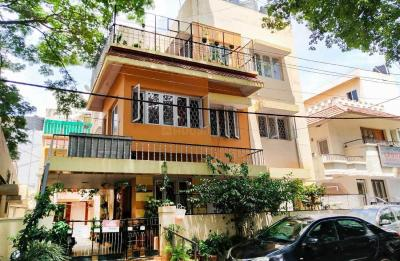 Gallery Cover Image of 220 Sq.ft 1 RK Independent House for rent in Indira Nagar for 14700