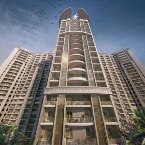 Gallery Cover Image of 2085 Sq.ft 3 BHK Apartment for buy in T And T Eutopia Phase 1, Siddharth Vihar for 11676000