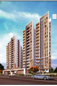 Gallery Cover Image of 2175 Sq.ft 3 BHK Apartment for buy in Nanakram Guda for 16000000
