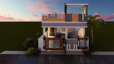 Gallery Cover Image of 800 Sq.ft 2 BHK Independent House for buy in Selaiyur for 7386000