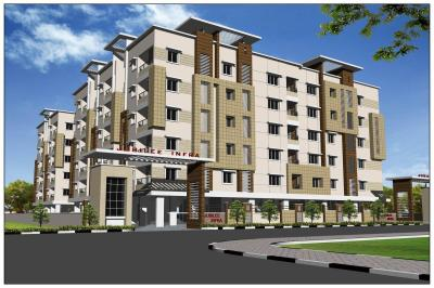 Gallery Cover Image of 1830 Sq.ft 3 BHK Apartment for buy in Madhapur for 13200000