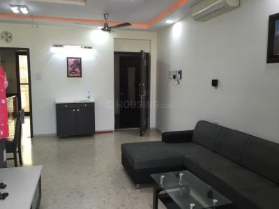 Gallery Cover Image of 1895 Sq.ft 3 BHK Apartment for rent in Akshar Sai Radiance, Belapur CBD for 80000