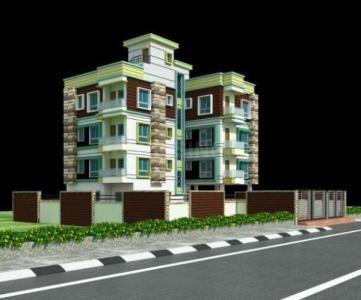 Gallery Cover Image of 743 Sq.ft 2 BHK Apartment for buy in Behala for 3343000