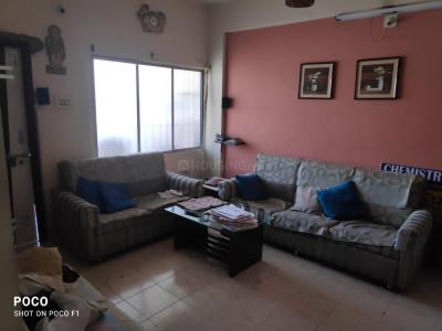 Gallery Cover Image of 1215 Sq.ft 2 BHK Apartment for rent in Bodakdev for 25000