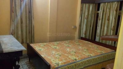 Bedroom Image of Majumdar Paying Guest in Behala
