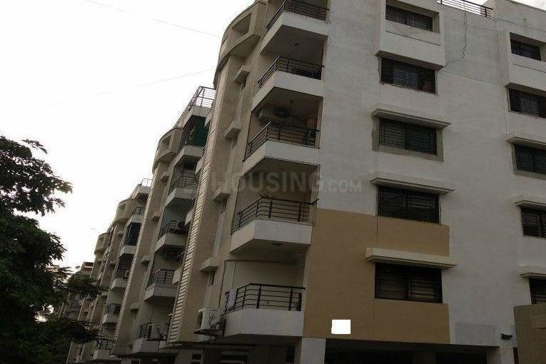Building Image of 2000 Sq.ft 3 BHK Apartment for rent in Prahlad Nagar for 25000