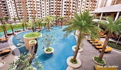 Gallery Cover Image of 840 Sq.ft 2 BHK Apartment for rent in Lodha Splendora, Thane West for 22000