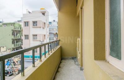 Balcony Image of Zakiya Nest 201 in Shivaji Nagar