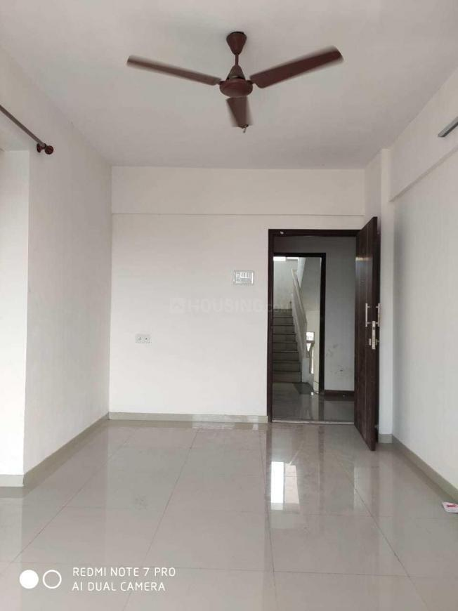 Living Room Image of 710 Sq.ft 1 BHK Apartment for rent in Rabale for 16000
