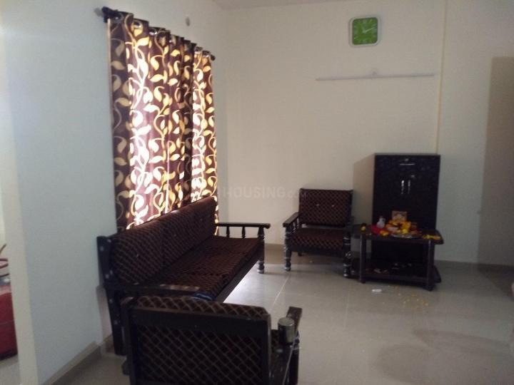 पांडव नगर में पीजी फॉर बॉइज़ के लिविंग रूम की तस्वीर