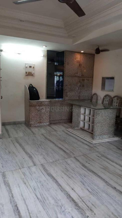 Living Room Image of 650 Sq.ft 1 BHK Apartment for rent in Malad East for 27000