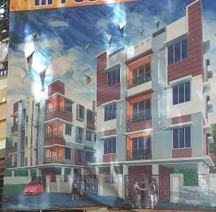 Gallery Cover Image of 555 Sq.ft 1 BHK Apartment for buy in Santoshpur for 2800000
