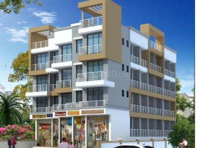 Gallery Cover Image of 600 Sq.ft 1 BHK Apartment for buy in Chichawali for 1690000