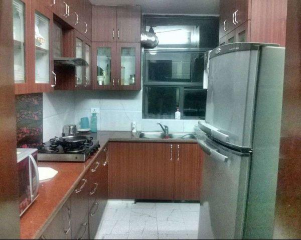 Kitchen Image of 650 Sq.ft 1 BHK Independent House for rent in Vikaspuri for 12000