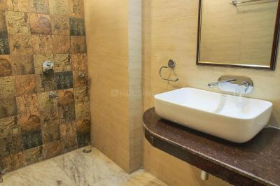 Bathroom Image of Coliving With Amenities in DLF Phase 1